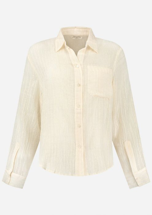 Crystal Blouse Off White