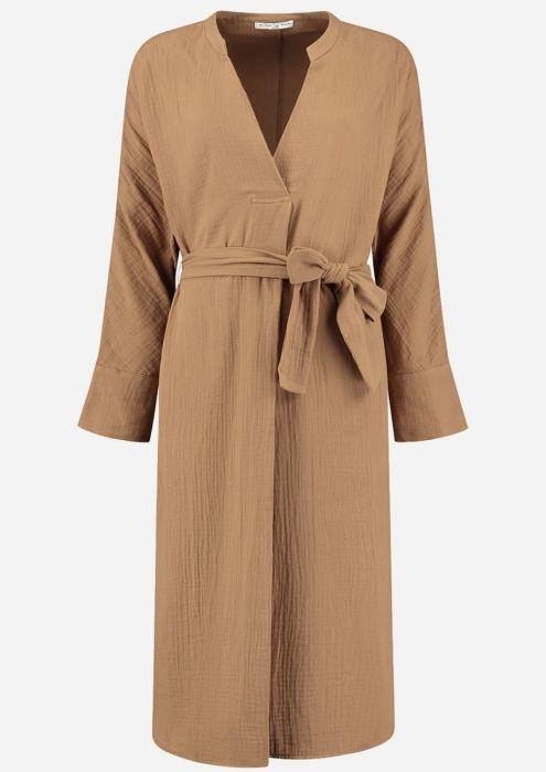 Florence Dress Safari Mud