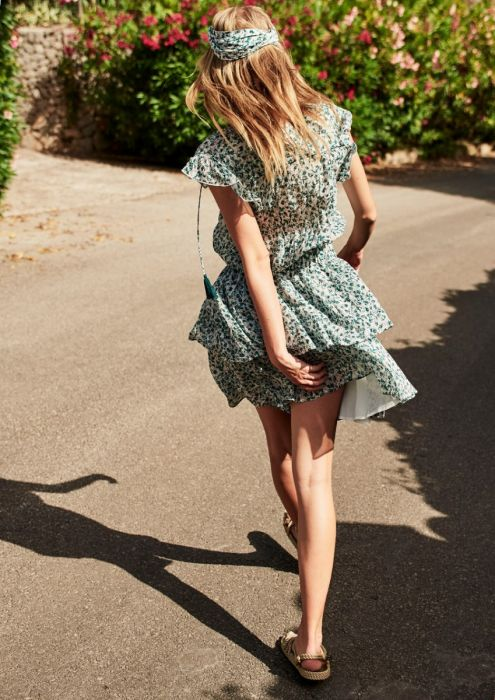Gaby Dress Ink