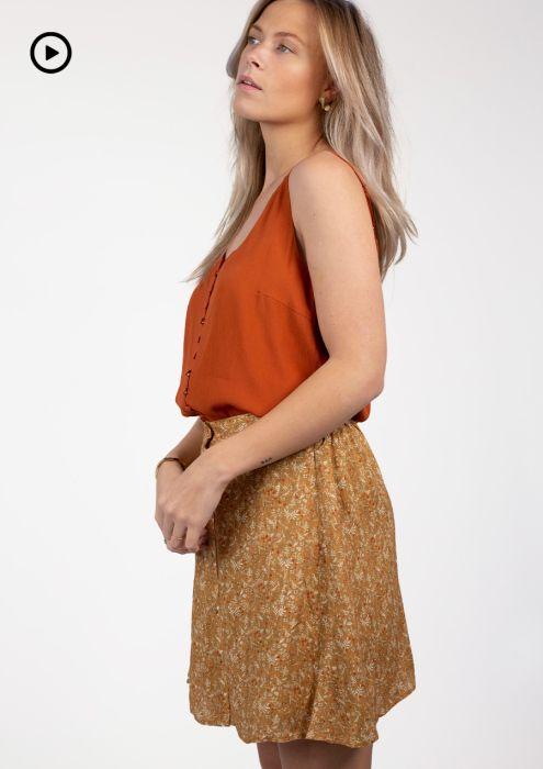 Yuka Skirt Magic Nature