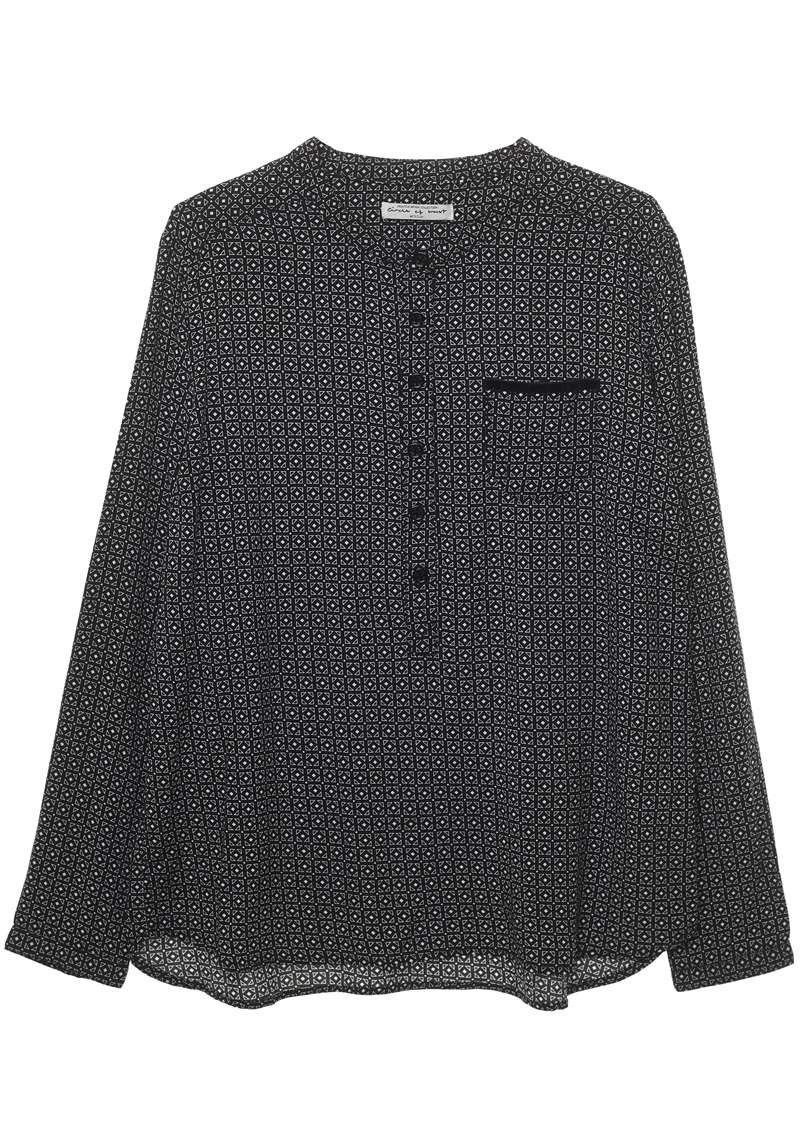 Ash Blouse Graphic