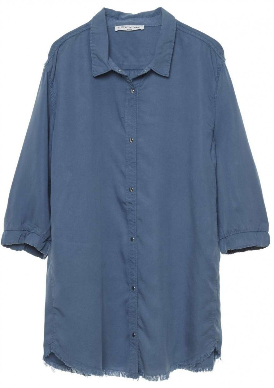 Juny Blouse Jeans Blue