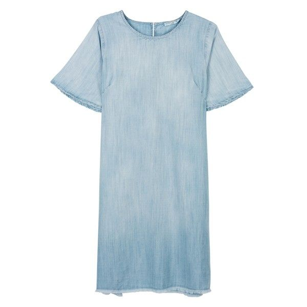 Tipi Dress Light Wash