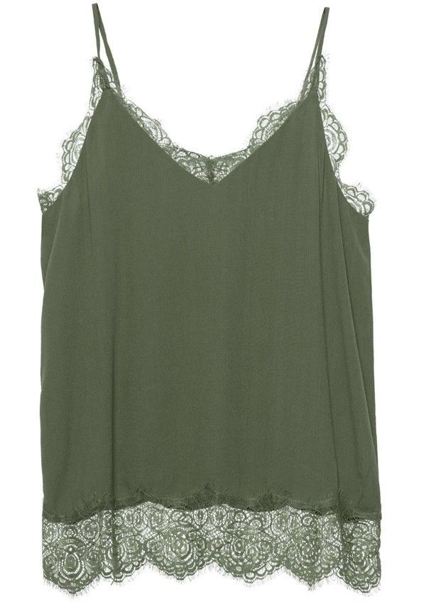 Grace Top Vintage Leaf