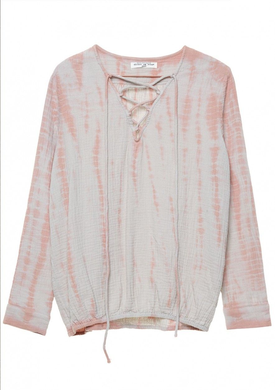 Joya Top Desert Taupe Blush
