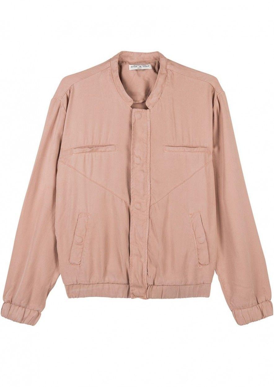 Jeffery Jacket Blush