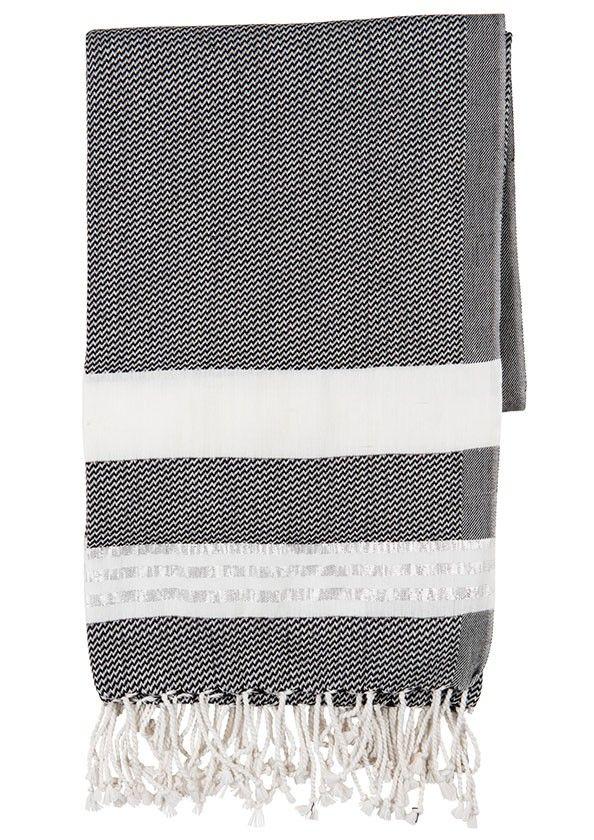 Cassy Towel Vanilla Ice