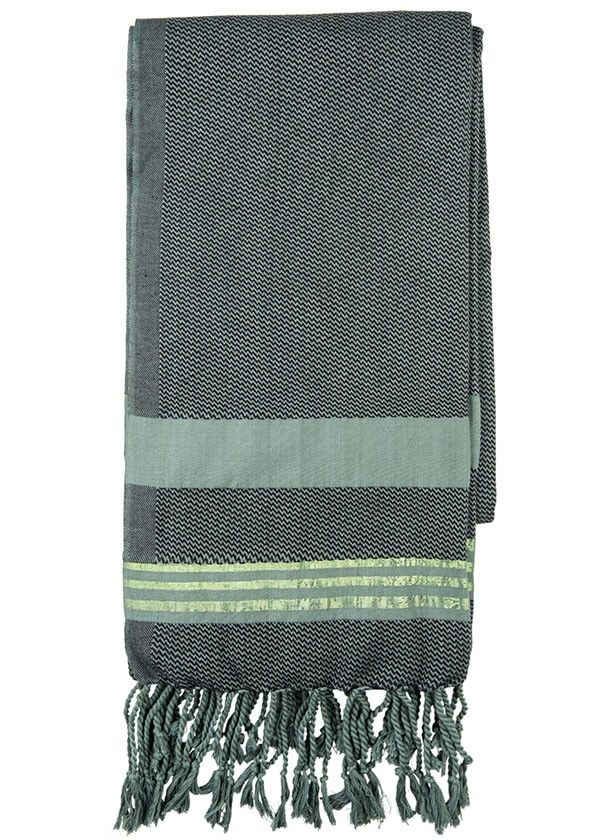 Cassy Towel New Army