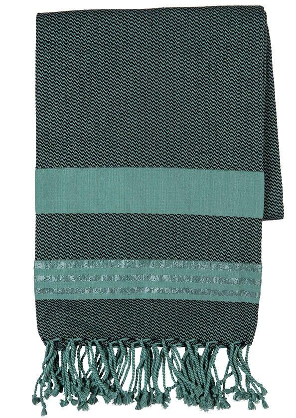 Cassy Towel Soft Green