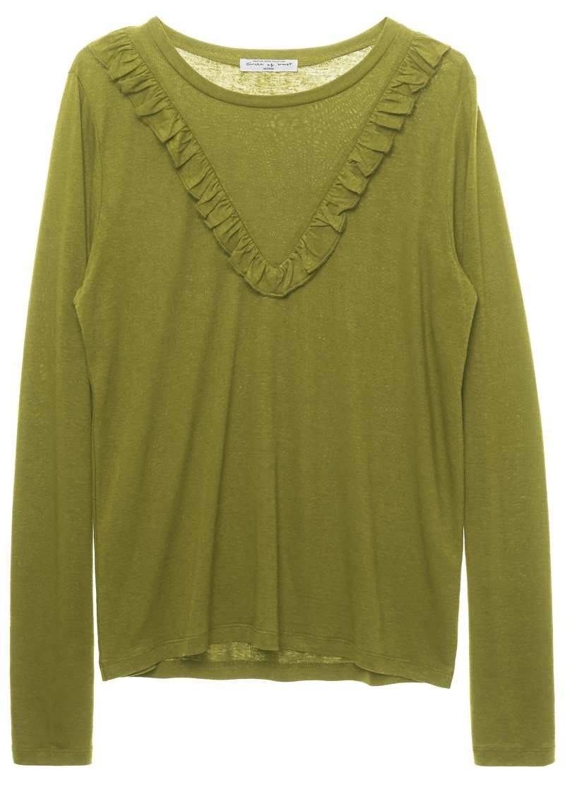 Girls Dara Top Bright Brass
