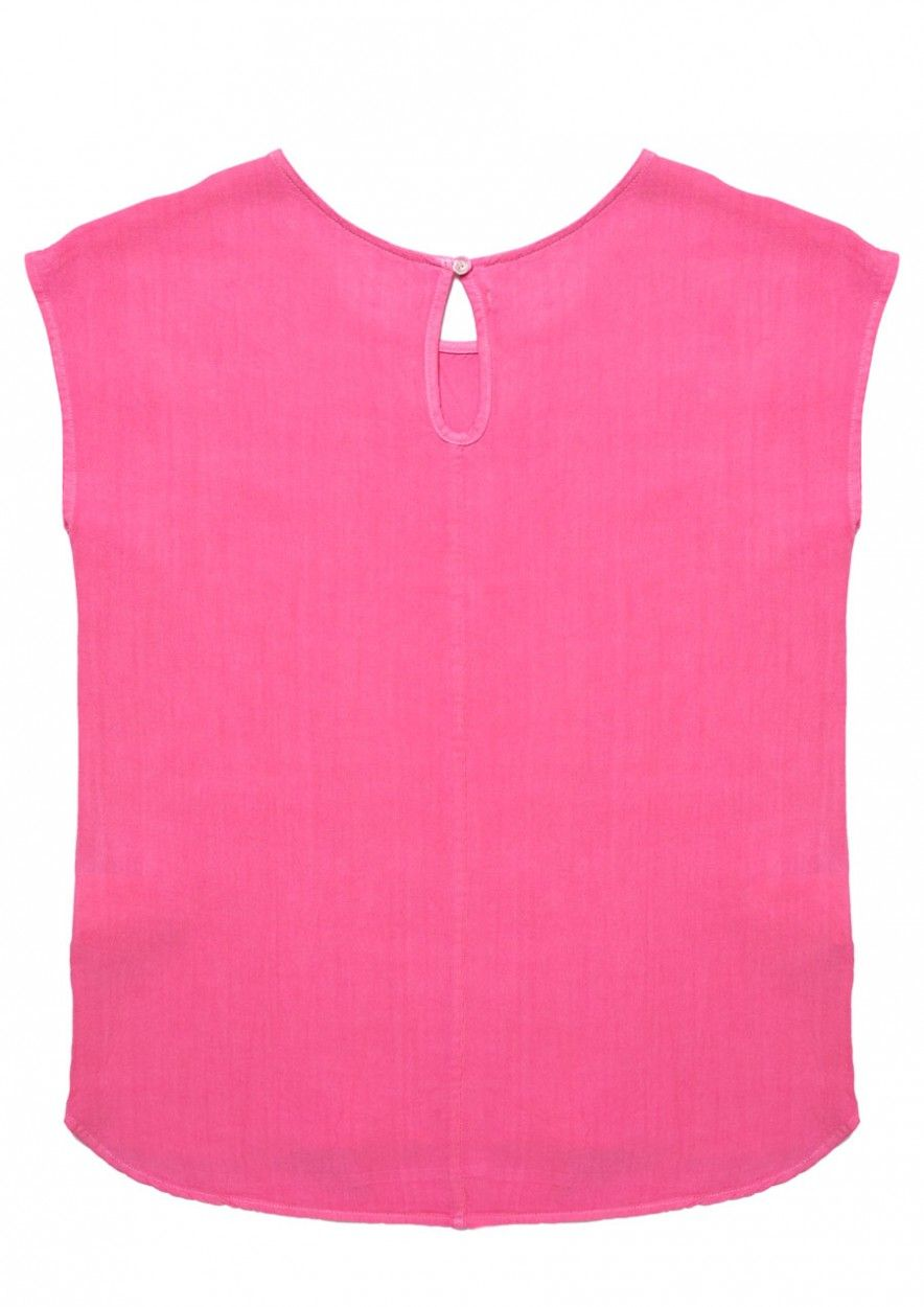 GIRLS DENA TOP Pink please