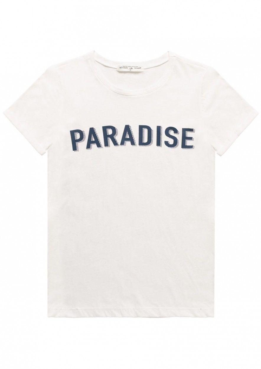 Girls Paradise Tee Paradise