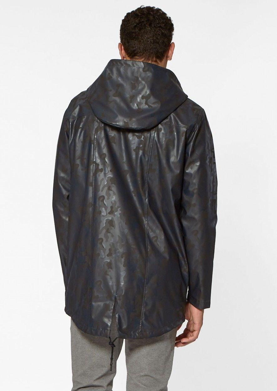 August Raincoat Camo