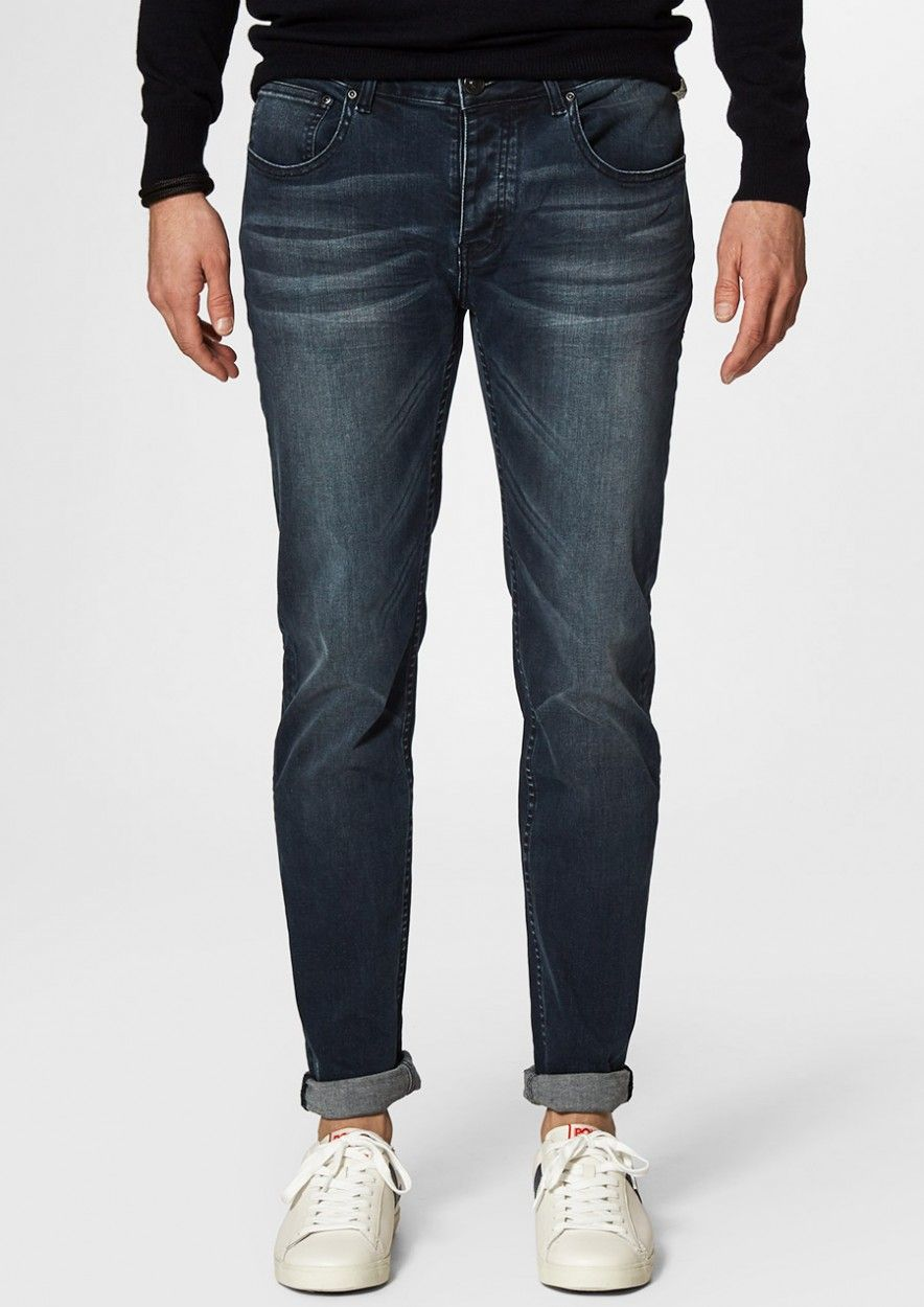 Connor hale navy - slim fit