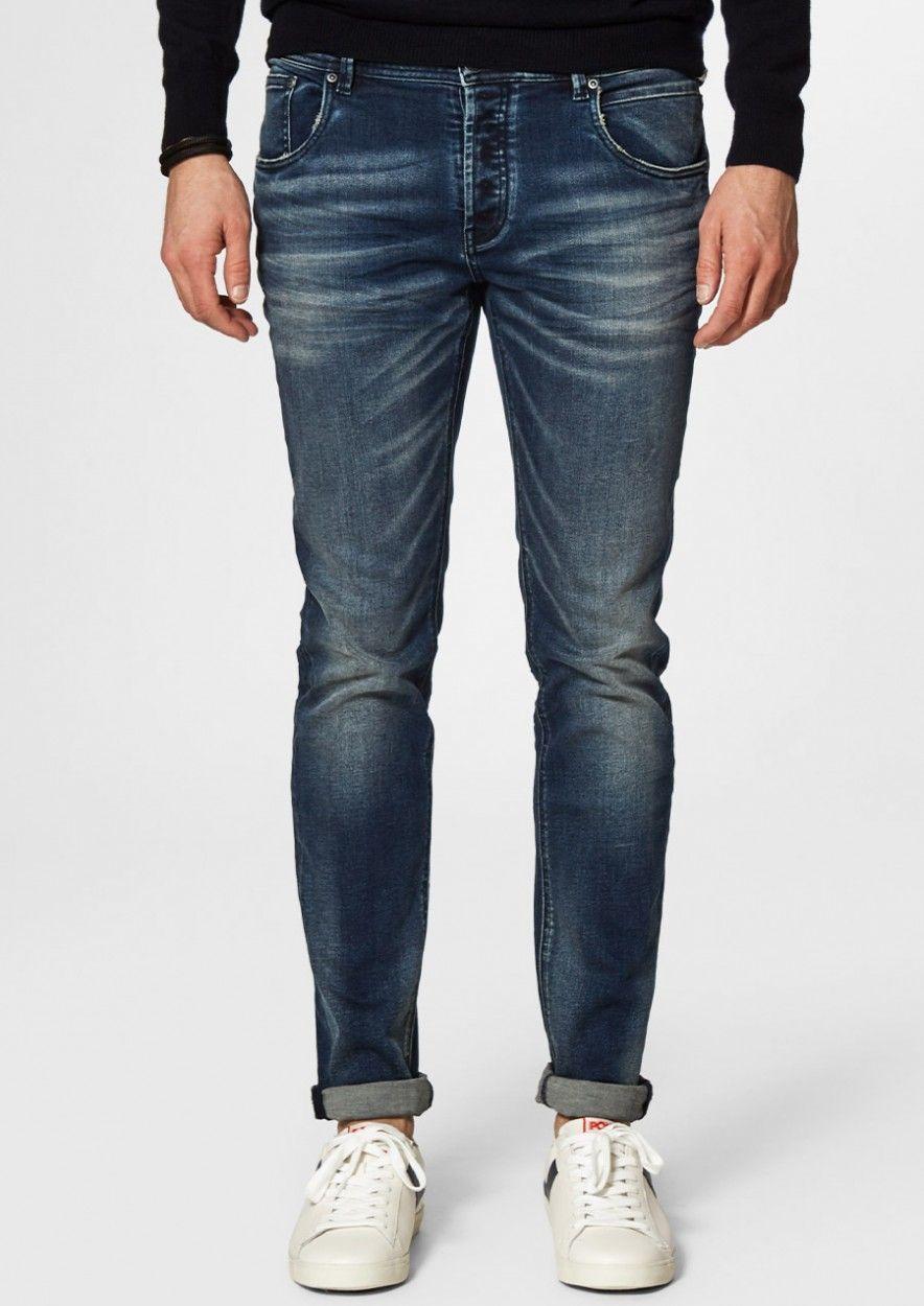 Connor Denver blue - slim fit
