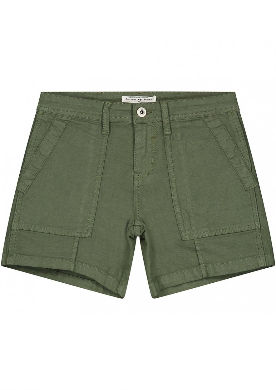 Girls Dewi Shorts Groen