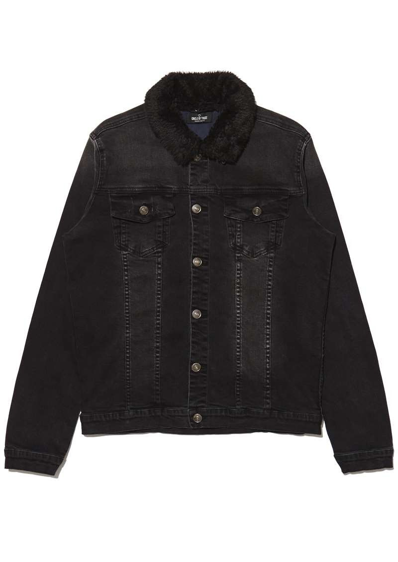 Idol Denim Jacket Black Ink