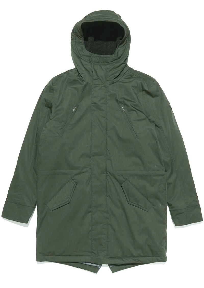Viggo Jacket Pitch green
