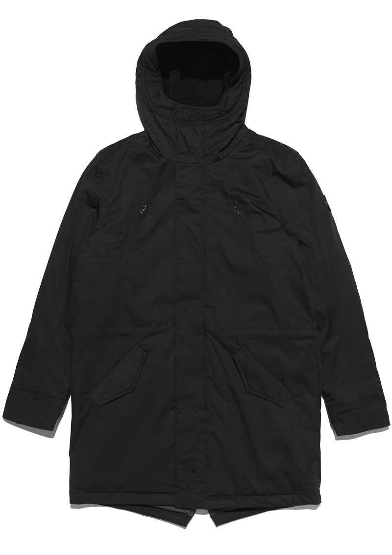 Viggo Jacket Black Ink