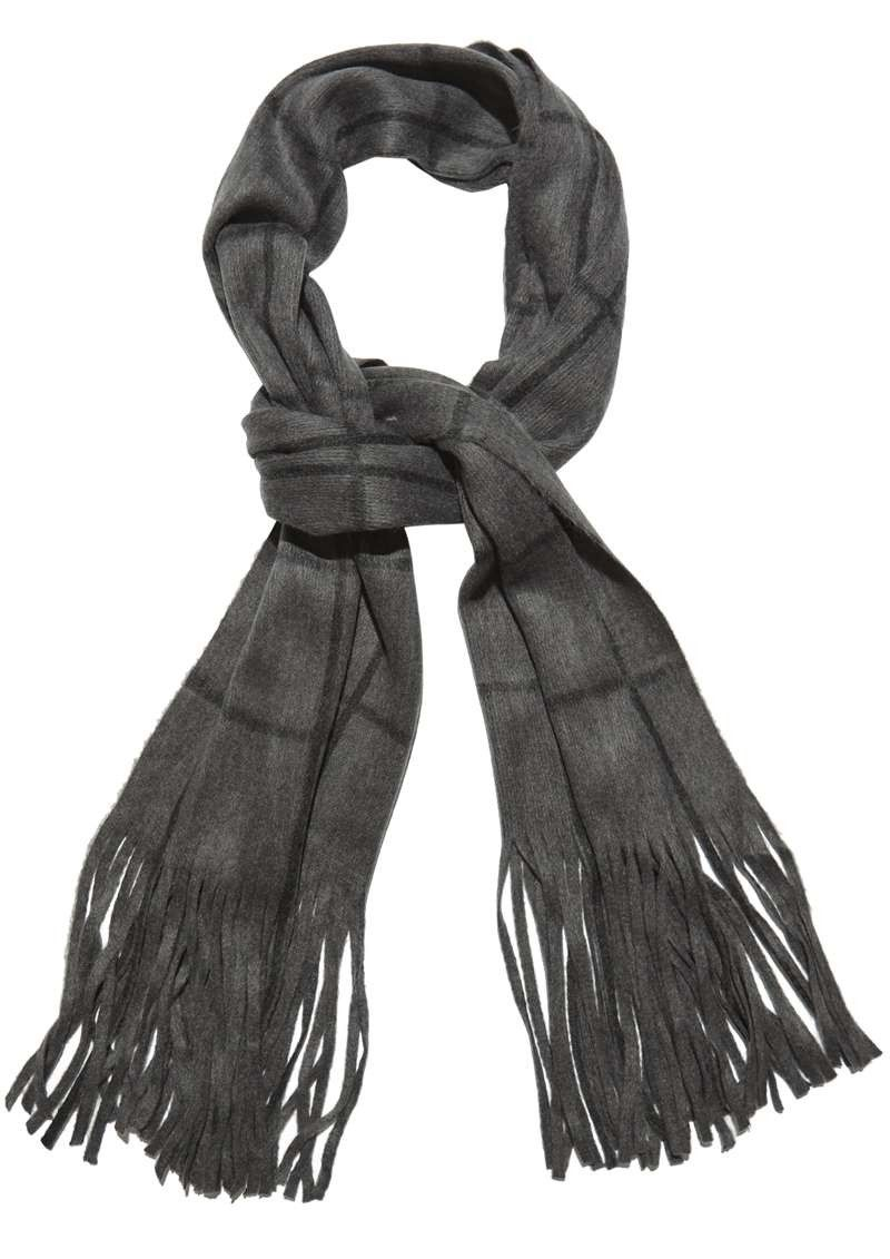 Ray Scarf Ghost Melange