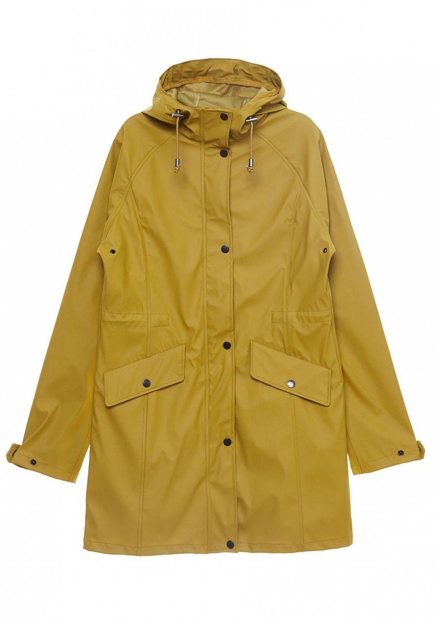 Blake Raincoat Bright Brass