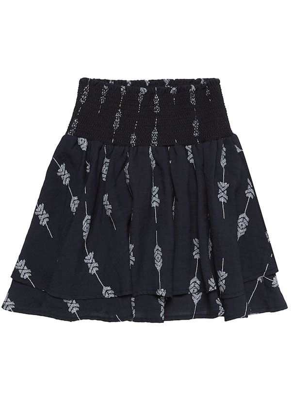 Girls Ana Skirt Carbon