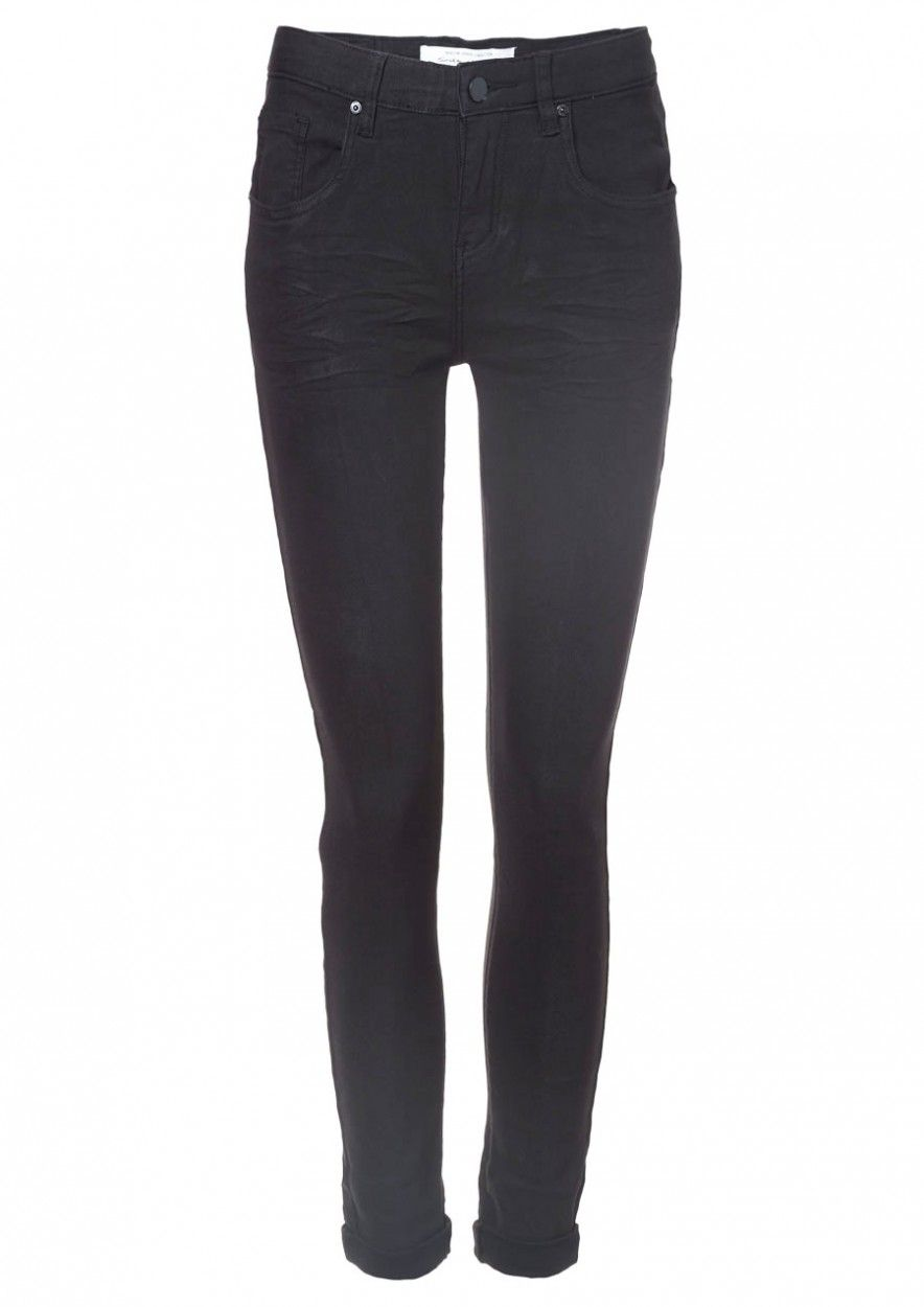 Cooper Denim Jet Black Coated