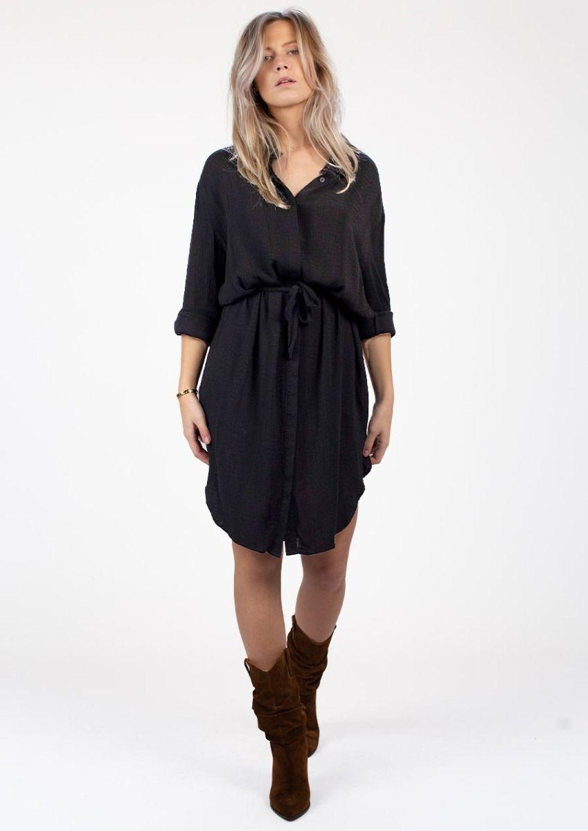 Joanna Dress Black
