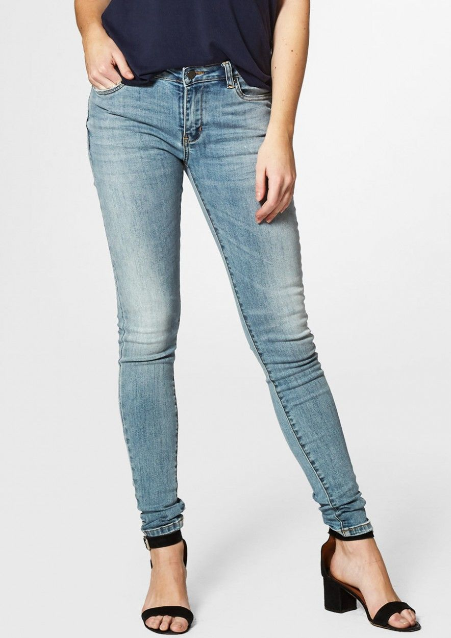 add0ffc7a2c4 Skinny jeans for women Poppy Light Tumble Wash