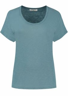 Archie Tee Shadow Blue