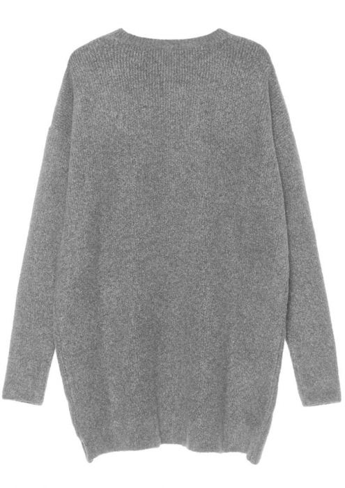 Surry Jumper Light grey Melange