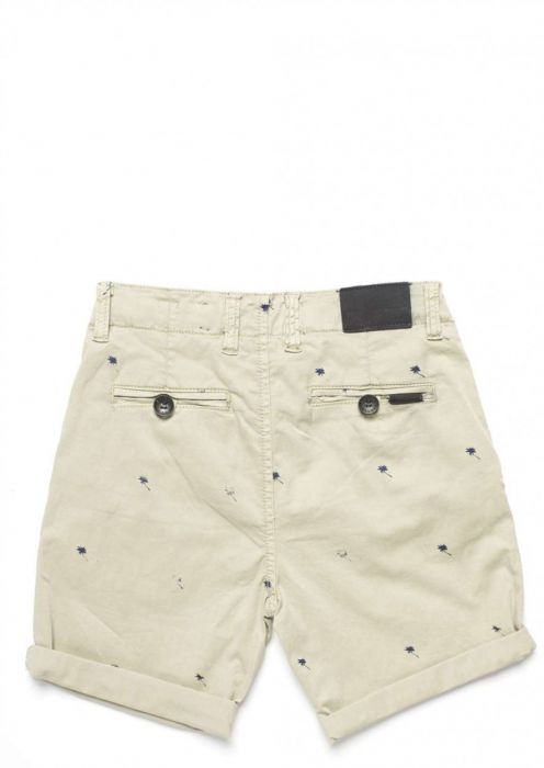 BOYS MAC SHORT NOMADIC SAND
