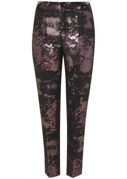 Bash Pants Jet Black Pink