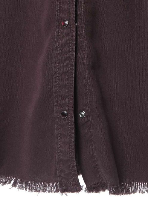 Juny Blouse Burnt Bordeaux
