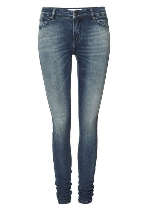 Poppy Denim Drained Indigo