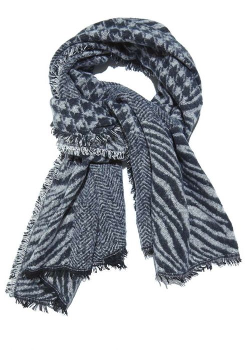 Bella Scarf Eternal Midnight