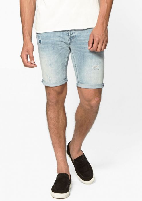 Connor Short Dry Blue Wash