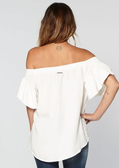 Adena Top White Bleached