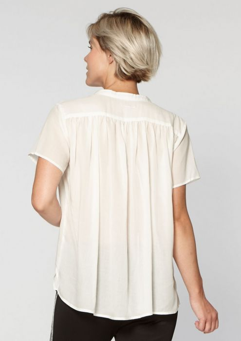 Kenza Blouse White dust