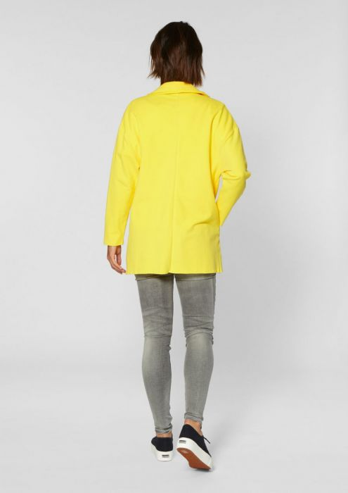 Yilia Blazer Fresh Lemon