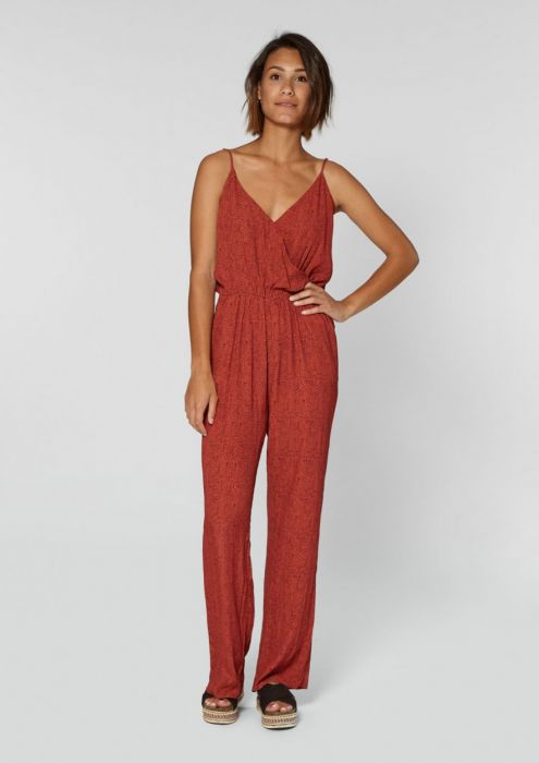 Lesley Jumpsuit Wave
