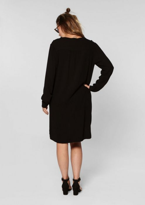Kaya Dress Black