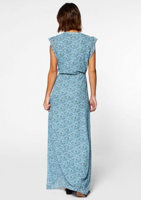 Gaby Long Dress Japanese Blossom