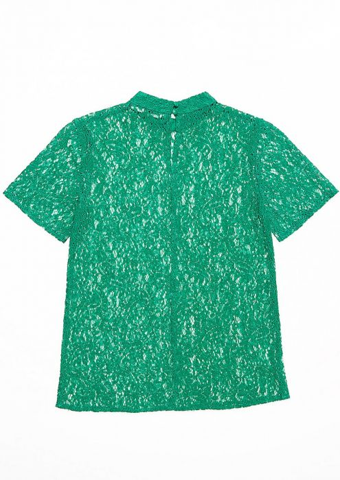 Girls Sarah Top Groen