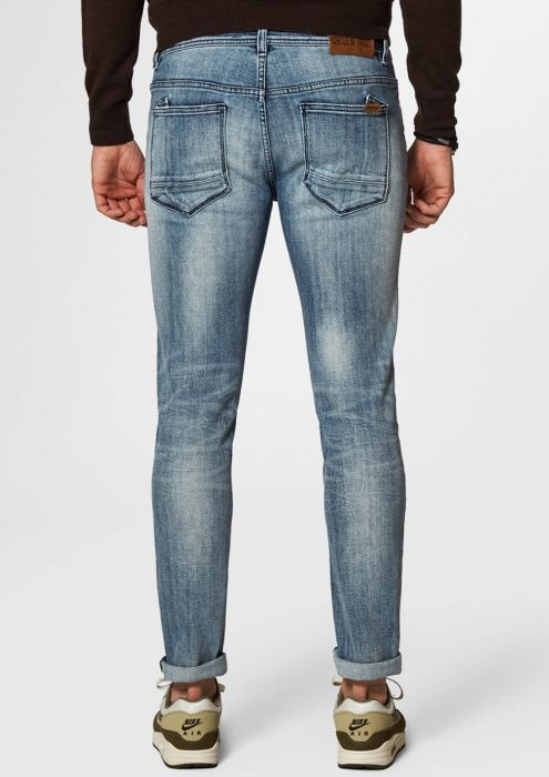 Jagger Moody Blue - Skinny Fit