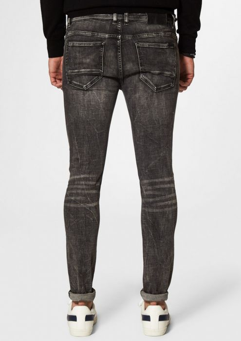 Axel Cool Grey - Super Skinny Fit