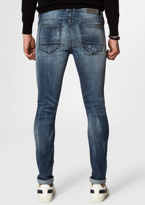Axel Falling Sky Wash - Super Skinny Fit