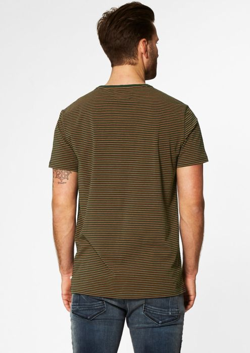 Theo Tee Midnight Green