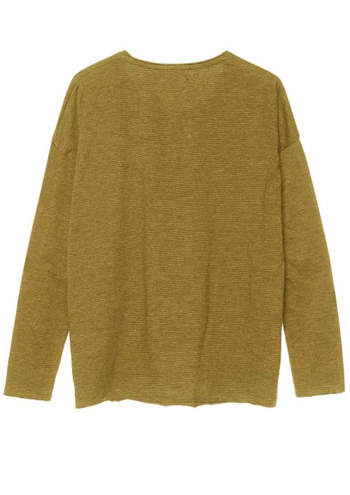 Moon Longsleeve Bright Brass