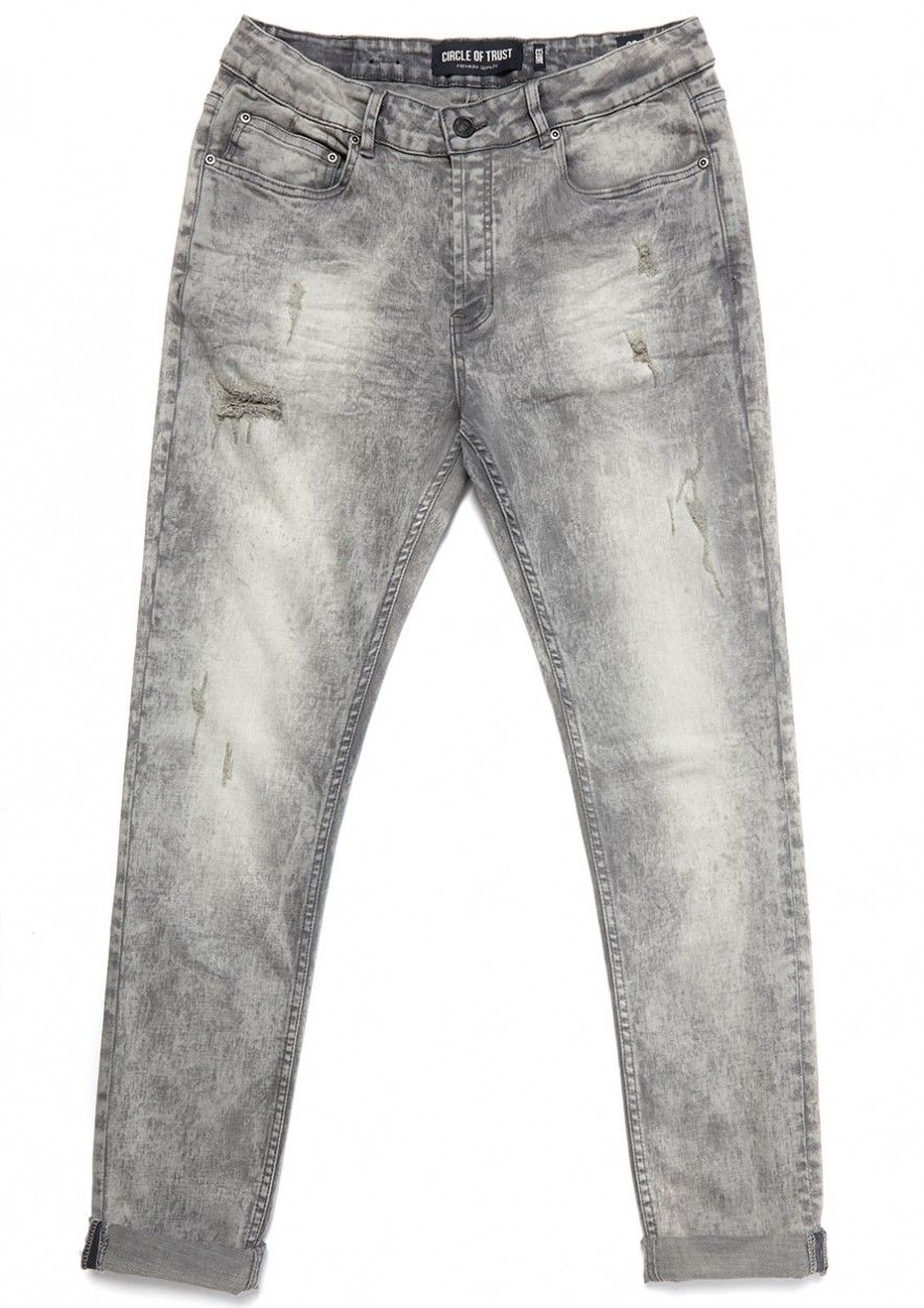 Betere Men's Skinny Jeans Jagger Grey Smog | Circle Of Trust official webshop YW-07